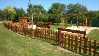Akátový plot