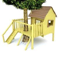 Stromový domeček