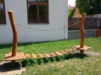 Balanční žebřík