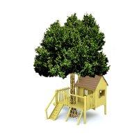 Domeček D03 - stromový