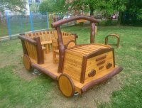 dětské auto