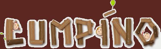 Lumpíno - Dětská hřiště, průlezky, houpačky, domečky a altány z akátu