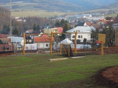 Hřiště Vizovice