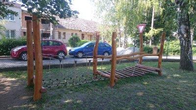 Hřiště Šaratice