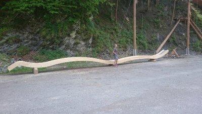 Velká skluzavka - 15 m , Hrubá Voda