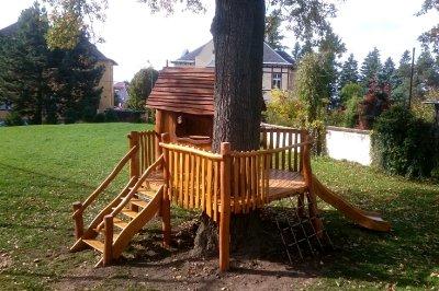 Stromový domeček - Liberec